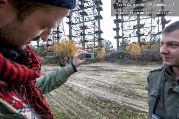 Экскурсия по Чернобыль-2 (ЗГРЛС Дуга-1)